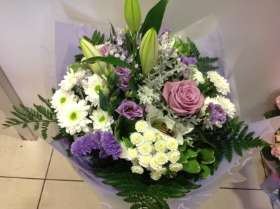 Classic hand tied Bouquet