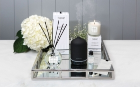 STONE GLOW Candles and Reed diffuser