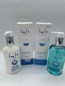 "Inis Body Products ""the energy of the sea"" Made in Ireland"