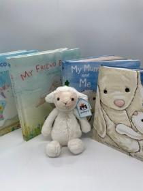 JELLYCAT Books and soft toys